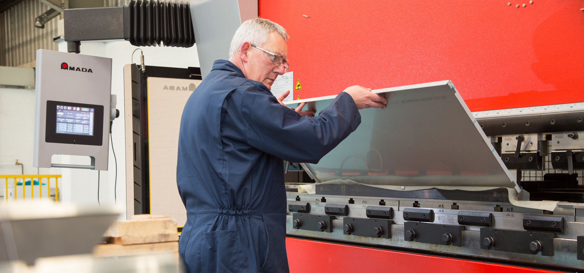 Press Braking Services UK | SSC Laser Cutting Specialists