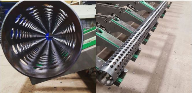 Tube Laser Cutting - Cutting Complex Components